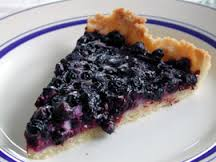 blueberry la tart